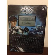 Tablet Pad Max Steel