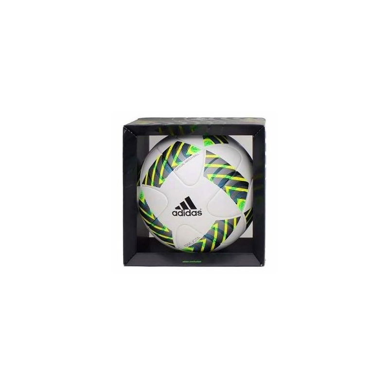 3e4b9198f4ea2 Bola Campo adidas Errejota Oficial Match Ball Nova 1magnus em ...