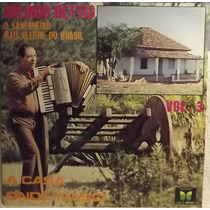 Lp / Vinil Sertanejo: Arlindo Bettio - Casa Onde Nasci Vol.3