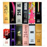 Kit 24 Perfumes Internacionais 100ml Deo Colonia Contratipo