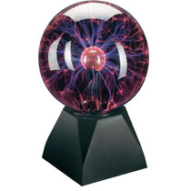 Plasma Ball Globo De Plasma Light Sphere 5 Pol 110v