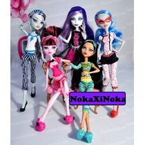 Vestido Roupa P/ Boneca Monster High +brinde *lindos Modelos