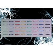 Piercing Nariz Argolinhas 40 Unidades Coloridas