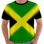 Camisa Camiseta Baby Look Regata Jamaica Bob Marley Reggae 5