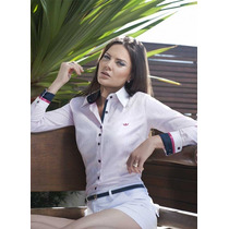Blusa Social Fashion Feminina Principessa Tatianna
