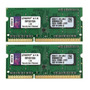 Kit 8gb (2x4gb) Ddr3 1600mhz Kingston P/ Apple Macbook Pro