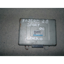 Modulo De Cambio Pajero Sport 2.8 06