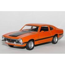 Carro Miniatura Metal Clássicos Nacionais - Maverick Gt 1974