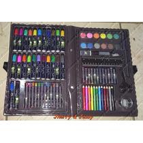 Estojo Kit Material Escolar 86 Peças Ben 10 Completo