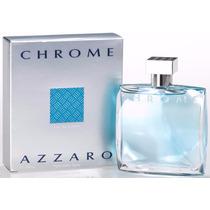 Perfume Azzaro Chrome 100ml Edt Masculino 100% Original