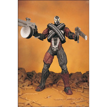 Spawn Masked Movie Act. Combat Assault Weapons Mcfarlane 12x