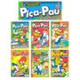 Revista Pica-pau E Seus Amigos Quadrinhos Kit Com 10 Gibis