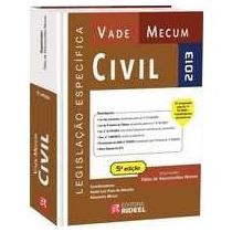 Vade Mecum Civil 2013 Legislação Específica