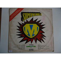 Disco De Vinil Lp Supermanoela M Lindoooooooo