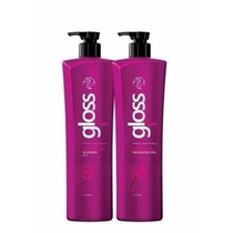 Fox Gloss Escova Progressiva (2 Passos) 2 X 1000ml
