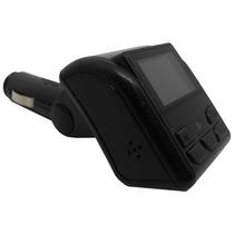 Transmissor Bluetooth Fm Pen Drive Veicular Mp3 Cartao Sd