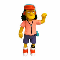 Novo Boneco Novo Lacrado The Simpsons Otto Multikids