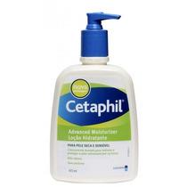 Cetaphil Advanced Moisturizer Loção Hidratante 473ml