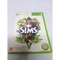 The Sims 3 Xbox 360 Original Usado
