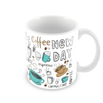 Caneca Coffee New Day