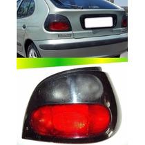 Lanterna Traseira Renault Megane Fume 1996 1997 1998 1999
