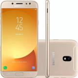 Celular Galaxy J7 Pro Tela 5.5'  64gb Camera 13mp 4g Dourado