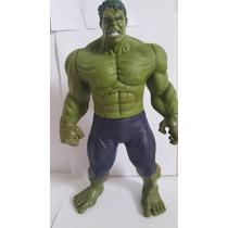 Boneco Hulk Os Vingadores Com Som E Articulado