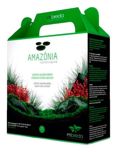 Substrato Amazônia Mbreda 2,5 Kg - Substrato Para  Plantados