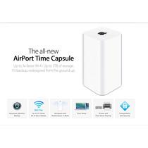 Apple Airport Time Capsule 3tb Me182am Lacrado + Nota Fiscal