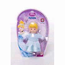 Boneca Da Estrela Fofolete Princesas Disney Cinderela