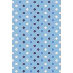 Tricoline Poa Azul Multicor