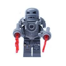 Iron Man Mark 1 Homem De Ferro Mk1 Minifigures Cod. 133