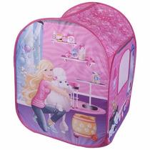 Barraca Da Barbie Com 50 Bolinhas - Fun