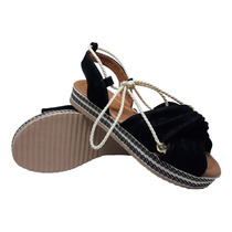 994327f48 Sapato Modare Anabela Ultra Conforto Flex Branco 7014 248 · R$ 105,90 ·  Sandalia Avarca Flatform Feminina Corda Anabela Amarrar Moda