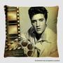 Capa Para Almofada 40x40 Elvis Presley A60 - Virô Present