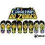 Chinelos Cavaleiros Do Zodíaco - Leão - Virgem