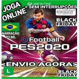 Pes 2020 Pes 20 Xbox One Joga Online Mídia Digital Brasil