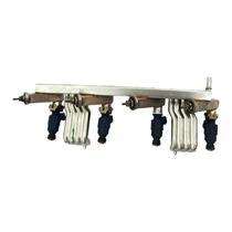 Flauta Com Bicos Injetor Completa Citroen C3 1.6 Flex 2012