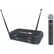 Microfone Sem Fio Lyco Vhf - Vh102pro M