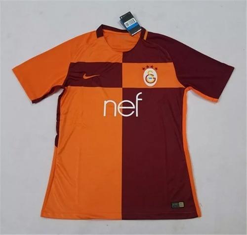 ba89333521 Camisas do Galatasaray 20172018 Nike Camisas de futebol
