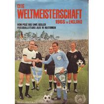 Álbum De Figurinhas Digitalizado Copa Do Mundo 1966 S.verlag