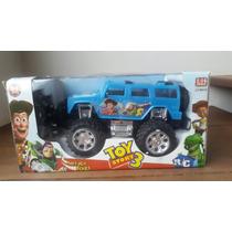Caminhonete Com Controle Remoto Toy Story 3 - Frete Grátis