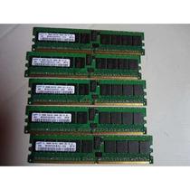 5 Memória 256mb Para Servidor Dell Poweredge 1800 1850 2850