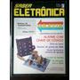 Saber Eletrônica 191 1988 Alarme Com Código Booster De Grave