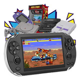 Mini Video Game Console Portatil Retro Nintendo Arcade G9