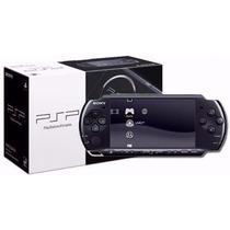 Playstation Portátil Psp Slim Piano Black 3001