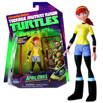 April O Neil Tmnt Tartarugas Ninjas Original Pronta Entrega