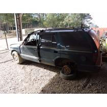 Sucata S10 Blazer Executive 4.3 V6 Automática 1997 P/ Peças