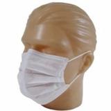 Máscara Descartável em TNT - CX c/ 50 UN