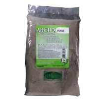 Argila Verde - 500gr - 100% In-natura -facial \ Corporal